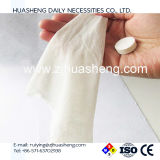 Mini-tecido descartável, portátil, comprimido