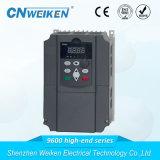 9600 invertitore a tre fasi di frequenza di serie 220V 5.5kw con il modulo Integrated