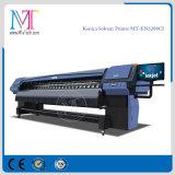 3,2 metros de impresora Impresora Plotter bandera de la flexión de disolventes con Konica cabezal de impresión (MT-KN3208CI)