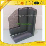 Het Raamkozijn van de anti-Mug van het aluminium met het Weiden van Glazen
