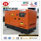 La maison silencieuse de l'engine 10-37.5kVA/8-30kw de Quanchai a employé le jeu diesel de groupe électrogène