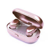 I mini trasduttori auricolari vero il suono stereo senza fili di Bluetooth V4.1 in orecchio Earbuds
