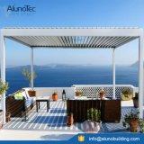 Système de toit d'abat-jour d'auvent d'obturateur de jardin de Sunproof de décoration