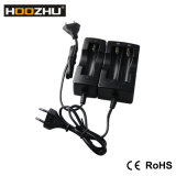 Hoozhu 도매 Portable 하나 슬롯 4.2V 18650 배터리 충전기