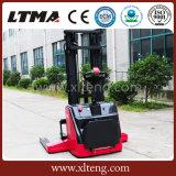 Ltma 1.5 Ton Empilhador de paletes elétrico de 1.8 toneladas com perna larga