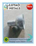 Rotation avec du matériau d'acier inoxydable