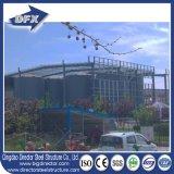 Almacén prefabricado de la estructura de acero de la viga del bajo costo H de la construcción de edificios