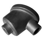 Kundenspezifische Bronze/Messing/Kupfer Druckguß für die Landwirtschaft