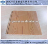 Chaîne de production personnalisée de panneau de PVC extrudeuse avec le prix usine