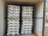 Lingot en aluminium 99.7%, A7, lingot en aluminium primaire de pureté