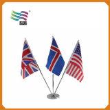 옥외 훈장 (HYTF-AF014)를 위한 스테인리스를 가진 테이블 깃발