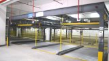 sistema meccanico Alzare-Scorrevole di parcheggio 2-Layer