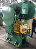Máquina da imprensa de potência mecânica da série J21, máquina de perfuração do metal