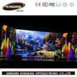 단계 성과를 위한 옥외 실내 풀 컬러 임대 발광 다이오드 표시 스크린 널 모듈 표시를 Die-Casting P4 HD