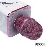 Микрофон Karaoke оптовой низкой цены многофункциональный беспроволочный Handheld для он-лайн петь