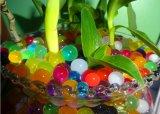 Оптовые кристаллический шарики воды почвы для шариков геля воды шарика Orbeez украшения дома завода