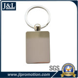 고객 로고를 가진 주물 아연 합금 금속 Keychain를 정지하십시오