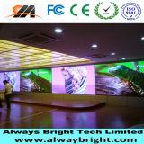 2016 l'Afficheur LED d'intérieur de vente prix chauds P3mm de bonne qualité des bons pour annoncer 512*512mm P3mm meurent l'Afficheur LED de location de moulage