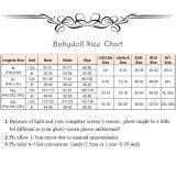 중국 크기 Babydoll 플러스 도매 공장 가격 고품질 로즈 여자