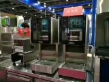 200kgs/24hour를 가진 최신 Bingsu 기계 얼음 만드는 기계