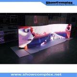 모형 쇼 (P3)를 위한 실내 풀 컬러 발광 다이오드 표시 스크린의 최신 판매