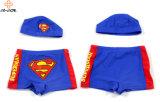 Swim-Boxer und Schutzkappe des Jungen Polyester