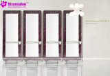 Estación moderna del espejo del salón del acero inoxidable de la alta calidad (K006)