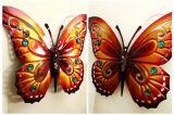 De Decoratie van de Ambacht van de Vlinder van het Metaal van de manier voor Huis Hareware