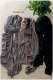 2016 80s*80s 보일에 근거를 두는 100% 비스코스 보통 염료 Hijab 스카프에 있는 베스트셀러