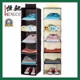 Non Woven Closet Hanging Schuhe Bekleidung Storage Bag Organizer