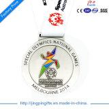 2016の供給OEMの高品質スポーツの勝者のためのカスタム賞メダル