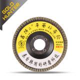 Coperchio di plastica di lucidatura 90 della rotella 90 del disco della falda di Xinte