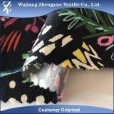 Высокое качество напечатало ткань Bengaline простирания рейона Twill Nylon