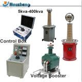 100kv AC gelijkstroom het Testen van de Test van de Hoogspanning Vastgestelde Opblaasbare Transformator