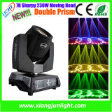haz luminoso principal móvil de 5r Sharpy Beam200With7r 230W
