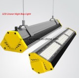 Luz linear de China 150W LED, alta luz impermeable de la bahía