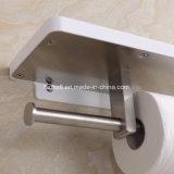 Prateleira do ABS do banheiro do projeto de Newlish com suporte de papel (grito 01)