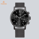 Shenzhen-Fabrik-Zoll besitzen Firmenzeichentimepiece-Entwerfermens-Uhr-Chronograph-Uhr 72782