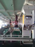 De semi Automatische 25kg Droge Kleine Gele Machine van de Verpakking van de Onheilsprofeet