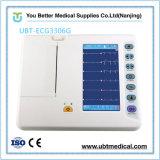 3306g goede Kwaliteit 6 de Machine van het Kanaal ECG