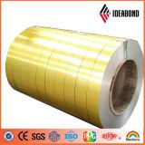 Bobine en aluminium enduite d'un préenduisage (AF-401)