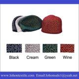 Moslemischer Hijab Hut durch Wolle-Filz-Material Embrodierypattern