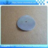 De Schijf van de Filter van het Roestvrij staal van het duidelijke Weefsel