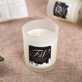 Romantische duftende Hochzeits-Geschenk-Kerzen mit Aufkleber