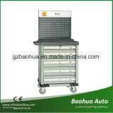 Hilfsmittel-Schrank-/Aluminiumlegierung-Hilfsmittel-Kasten mit Pegboard Fy-805h