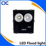 100W iluminación de la inundación de la lámpara del proyecto del reflector de la MAZORCA LED
