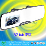 video Xy-9618 dello specchio di retrovisione dell'automobile di 4.3inch HD DVR