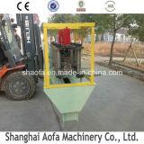 Roulis de porte d'obturateur de laminage d'acier en métal formant la machine