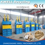 Prensa hidráulica del reciclaje inútil/empaquetadora de la cartulina/máquina de la compresa del cartón