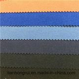 フルカラーの低いMOQのWorkwearの布はCVC炎-抑制ファブリック供給する